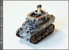m8_2_07 (Captain Eugene) Tags: lego wwii m8 motorcarriage howitzer lighttank legotank brickmania