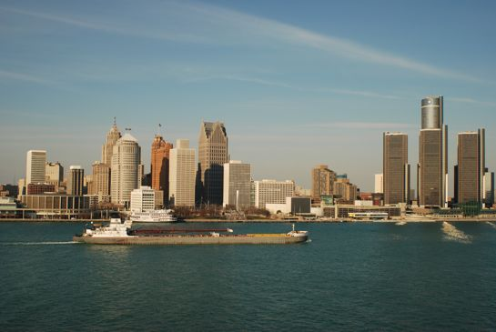 Detroit, from the good side