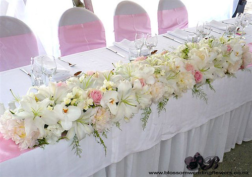 Flickriver: Blossom Wedding Flowers's photos tagged with tables