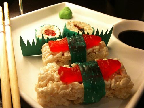 Sushi treats