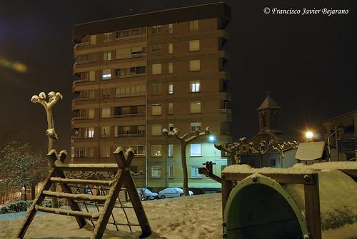 """Plaza de Guernica y """" La torre"""""""