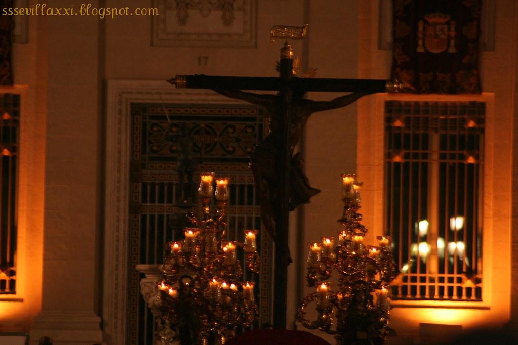 Santísimo Cristo de la Expiración. Lunes Santo. 2009