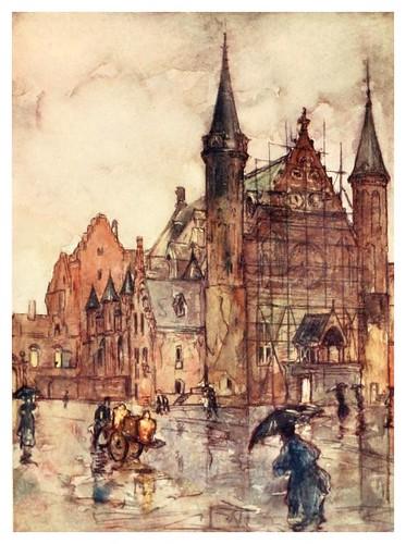 019- El Binenhof de la Haya-Holland (1904)- Nico Jungman