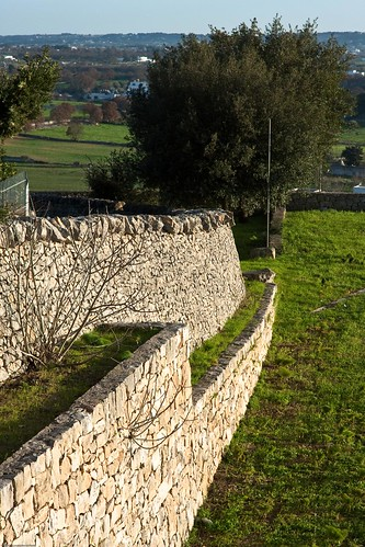 sud apulia locorotondo borgoantico suditalia meridione... (Photo: LucatraversA on Flickr)