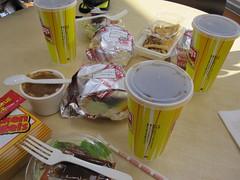 (nipotan) Tags: lunch wendys