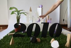 Happy 2010 -Back (Playful / Pablo Alfieri) Tags: photography installation playful artdirection pabloalfieri graphicesign