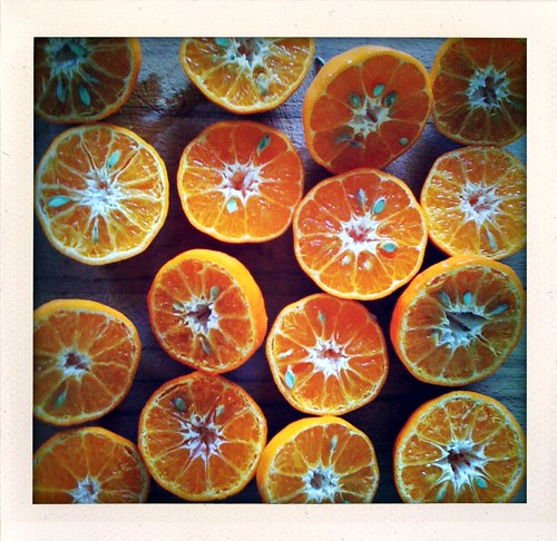Life: Tangerines...Freshly Squeezed
