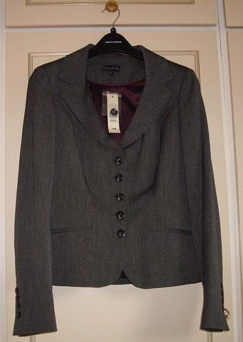 LTS grey jacket