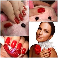 Vermelho Ivete (Anna Carolina) Tags: vermelho manicure ivete unhas esmalte colorama