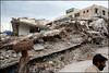 ruined buildings - Muzaffarabad (Maciej Dakowicz) Tags: street pakistan people house man earthquake october ruins destruction damage kashmir ruined distaster rubbles muzaffarabad