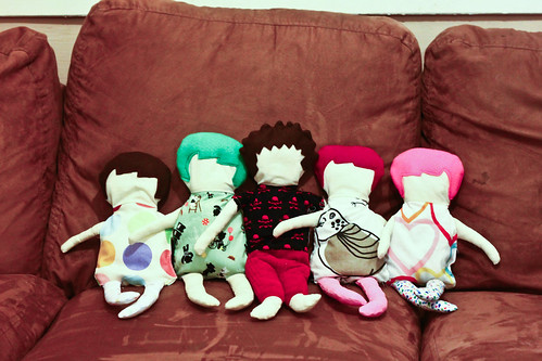 My dollies