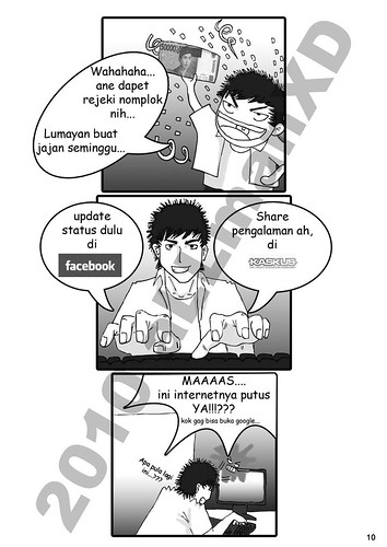 4297519070 02c8108831 Suka Duka Operator Warnet Comic Version