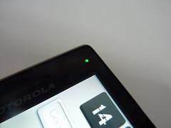 Motorola Milestone Test