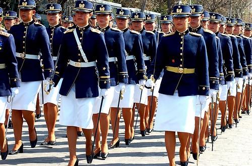 tentara cantik