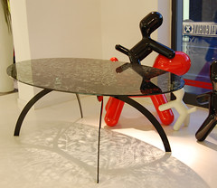 Moroso_Oval Table03 (artheco) Tags: puppy design tavolo tord boontje magis moroso ovaltable