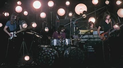 Pink Floyd, Live at Pompeii
