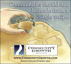 Community Growth Institute (by: Strong Towns)