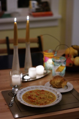 Imbolc Supper