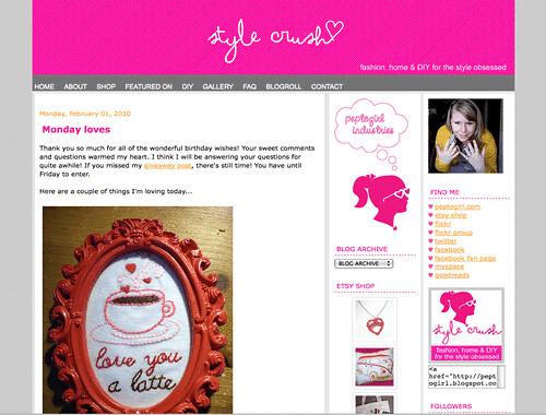 blog makeover!