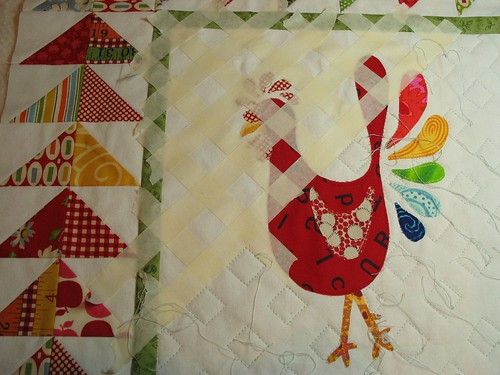 quilting the coop