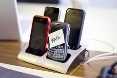 Blackberry Fail  By jaygrandin on flickr