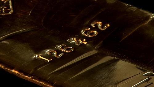 Gold Bar Serial Number
