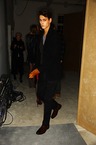 Mathias Bergh3132_Fashion Week by Berns AW 10 Filippa K BS(sonnyphotos)