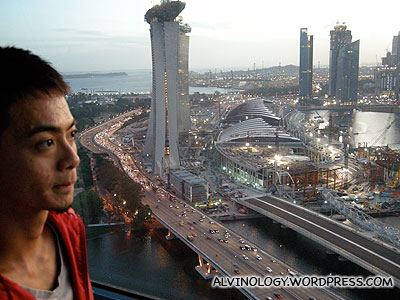 Hock Chuan is undecided about his fortune for 2010