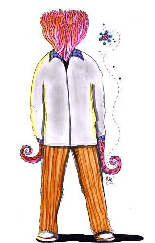 anemone guy