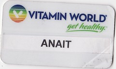 Vitamin World: Anait