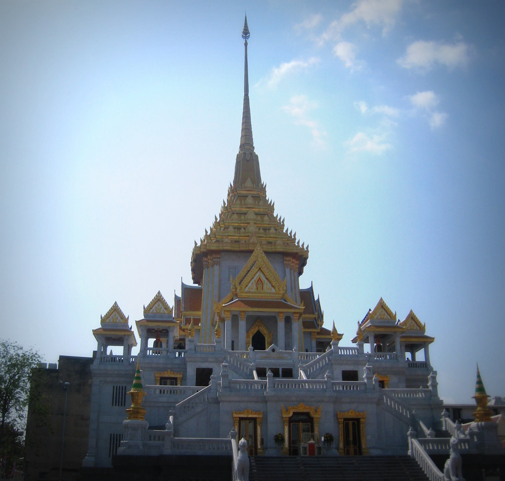 Wat Traimit à Bangkok