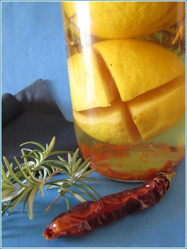 Limoni Confits al Rosmarino