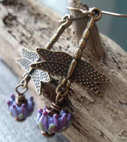 Lavender Hopping