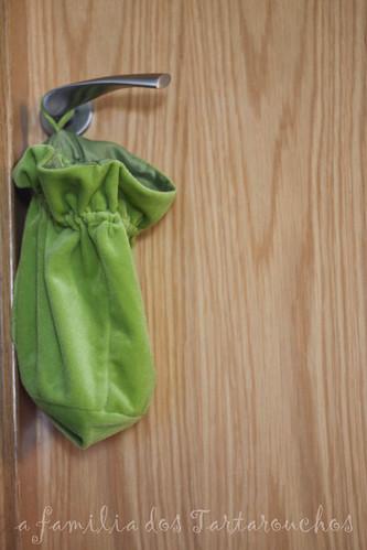bolsiño de panos