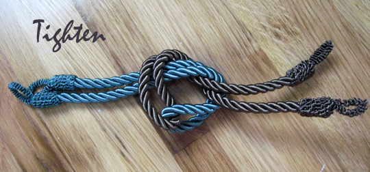 DIY Rope Necklace 3