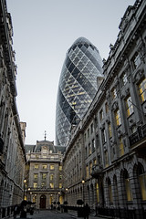 Gherkin (From St.Helens Place)