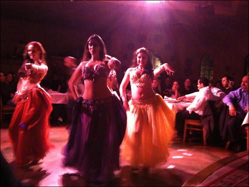 Belly Dancers at Carousel