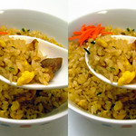 DSCF1671 炒飯 (parallel 3D) thumbnail