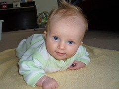 Kimberly Ann Beyer - Three Months Old - 4