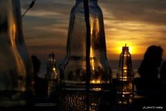 Bali - Sunset at Jimbaran (jc jair) Tags: sunset bali field indonesia temple is god kodak spirit lot uluwatu easy padi share tanah bedugul jimbalan z8612