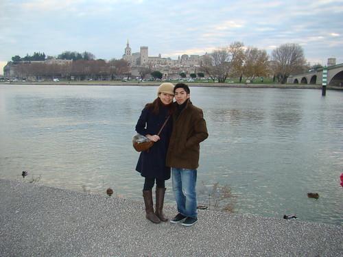 Avignon->Palais des Papes教皇宮