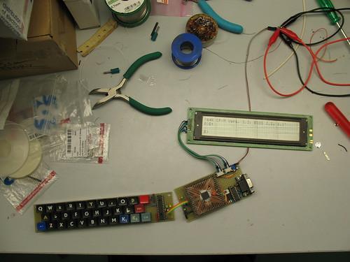 Z80 своими руками, вторая серия