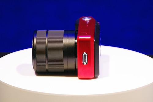 Sony Compact Alpha 01