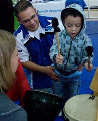CLIENTS/RJOY GIVERS 2010* - 023 (Resounding Joy Inc.) Tags: music children sandiego drum military drumming nonprofit efmp joygiver resoundingjoy