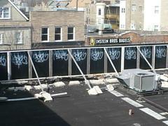 RARE (Billy Danze.) Tags: chicago graffiti rare mental rta j4f uac omn