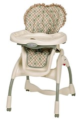 Recalled Graco Highchair