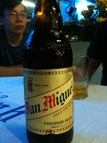 Huy and San Miguel