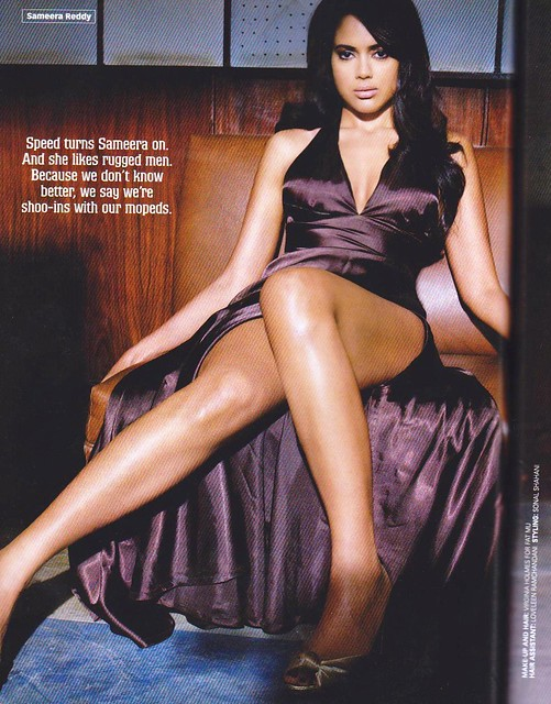 Sameera Reddy for Maxim India