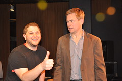 Ben Lerman and Pat Kiernan: Comedy Below Canal...
