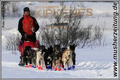 Finnmarkslopet: Velkommen-til-Kirkenes
